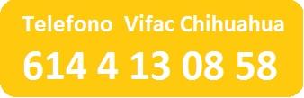 Telefono Vifac Chihuahua
